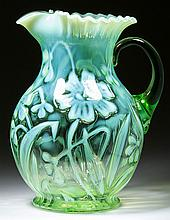 DAFFODIL WATER PITCHER