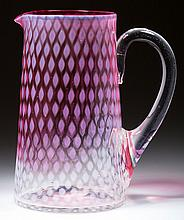 PHOENIX DIAMOND-OPTIC WATER PITCHER
