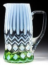 DIAMOND WAVE WATER PITCHER