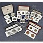 LOT (5) ASSORTED PROOF SETS INCLUDING 1963 CYPRUS;