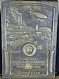 Goodyear Tire  Bronze 10 Year Plaque