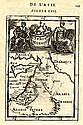 Map of the Holy Land and Syria. Alain Mallets. Paris, 1683.