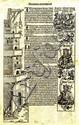 Map of Jerusalem. Franciscus Halma. Leewarden, 1717.