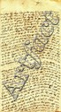 Manuscript. Novellae on passages in the Talmud by R. David Ber. 19th cent.