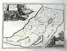 Giant Collection of Maps of the Holy Land. [63]. 16-19th Century