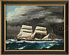 REGINALD ARTHUR BORSTEL (Australian, 1875 - 1922) PORTRAIT OF THE SHIP