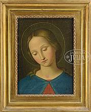 UNSIGNED (Italian, Probably 16th Century) MADONNA