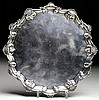 FINE CLASSIC LONDON STERLING SALVER.