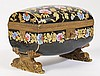 FAUX CLOISONNE BRONZE MOUNTED BOX CIRCA 1920