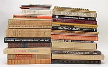 30 ART ANTIQUES ARCHITECTURE BOOKS