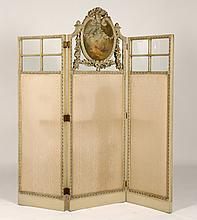 L. 15 FOLDING DRESSING SCREEN SILK