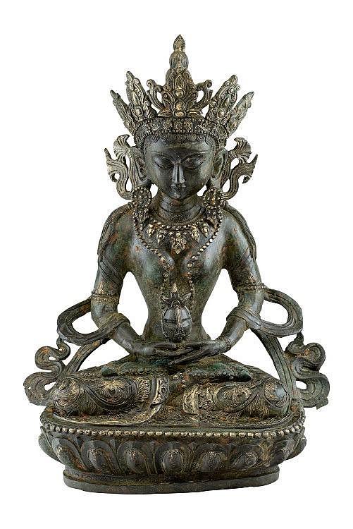 Weiblicher Bodhisattva