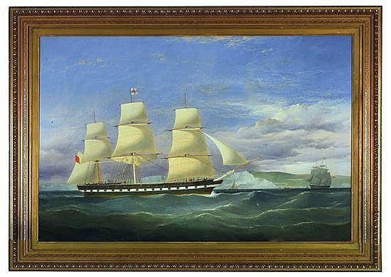 Stephen Dadd Skillet (British, 1817-1866),