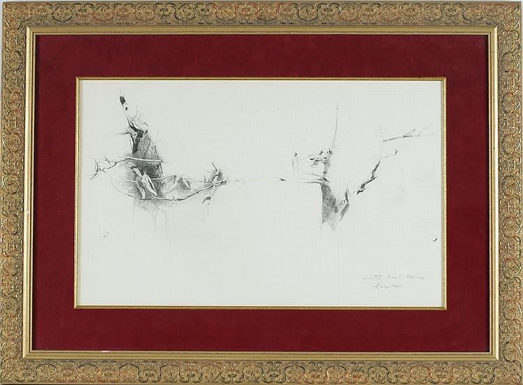 Andrew Newell Wyeth (American, 1917-2009)