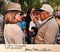 Authentic Hillary Clinton Photographs and Signatur