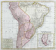 Brasilien u. Guayana.
