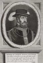 Philipp II. von Spanien.