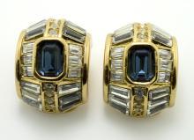 Original Christian Dior Earrings