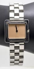 Stainless Steel Gucci Watch