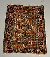 19TH CENT. - EARLY 20TH CENT. PERSIAN ORIENTAL CARPET
