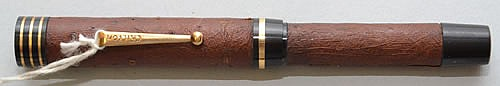 CHILTON ELEPHANT SKIN FOUNTAIN PEN