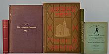 MASSACHUSETTS - 5 Volumes