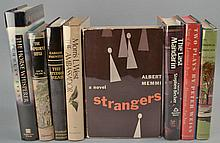 LITERATURE, FIRST EDITIONS, IN DUST JACKETS - 15 Volumes