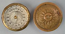 1870 D.L. SMITH'S MAGNETIC TIME KEEPER & COMPASS