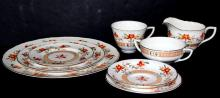74 Pc. Royal Worcester