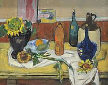 Gerrit Hondius (American/Dutch 1891-1970) Still Life