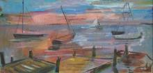 Unsigned Decorative Oil Painting