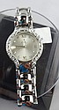 Ebel Diamond & Stainless Steel Watch