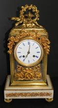 Montecot 19th C. French Mantel Clock