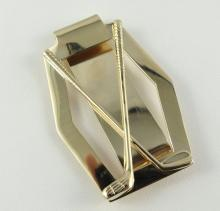 Tiffany & Co. 14Kt YG Golf Money Clip