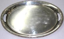 International Prelude Sterling Silver Tray