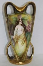 19th C. Royal Bonn Vase