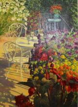 William Michaut Still Life Oil on Canvas