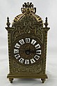 Antique Bronze Carriage Clock