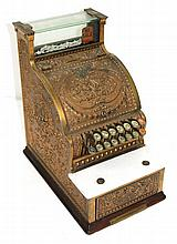 1920's National Candy Store Cash Register