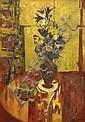 Zoma Baitler Uruguayan (1908-1994) Oil on Canvas
