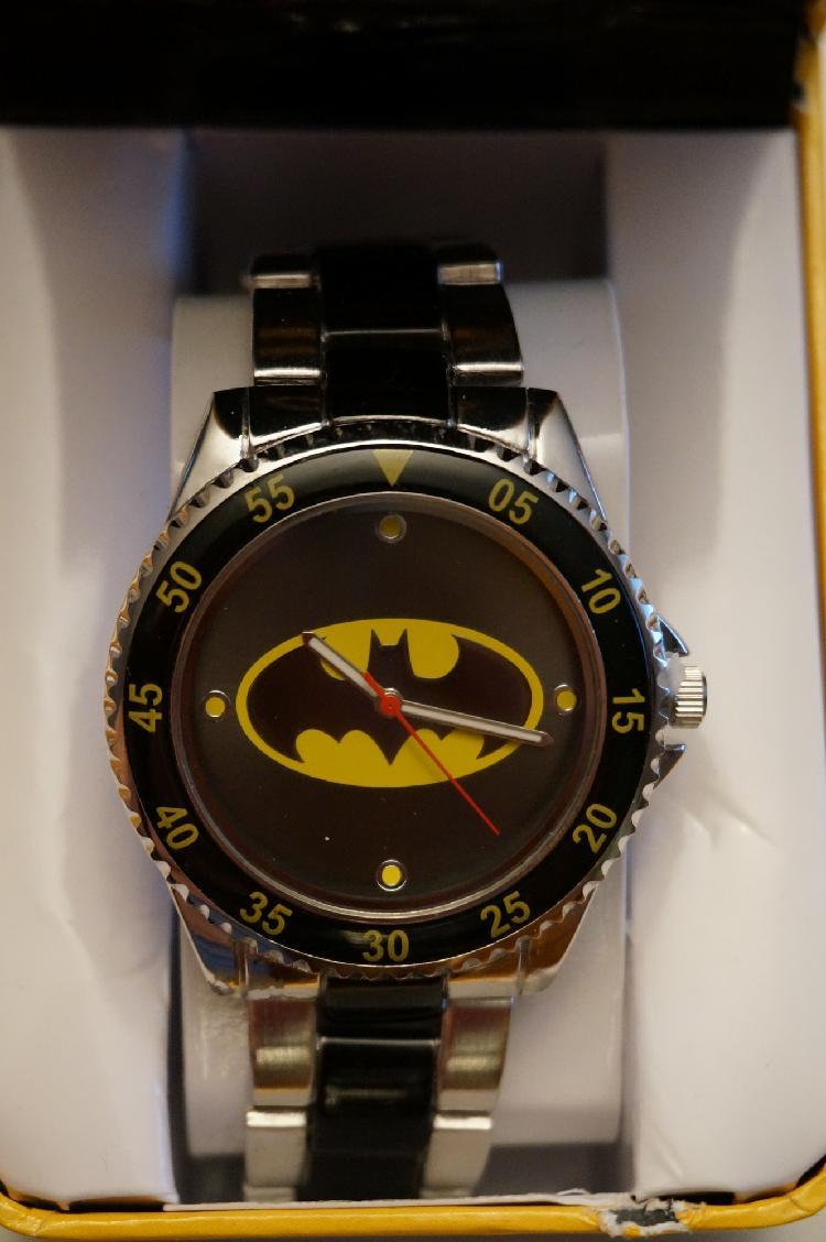 Collectable Batman Watch
