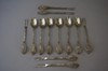 12pc. .800 Silver Flatware Set, 6.935 Troy Ounces