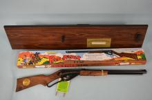 1990 Limited Edition Daisy Red Rider BB Gun