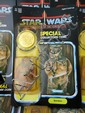 28- 1984 Star Wars Kenner Romba Figurines w/ Special Collectors Coin, MIP