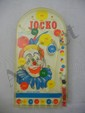 Wolverine Jocko The Clown Pinball Game