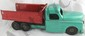Structo Dump Truck and 30's  Red and Blue Dump Truck