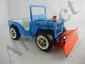 Tonka Blue Wrecker Truck