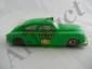 Vintage Green Taxi Cab