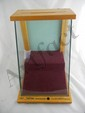 1950's Sunbeam Shave Master Glass Display Case