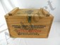Winchester Shotgun Ammo Wood Crate